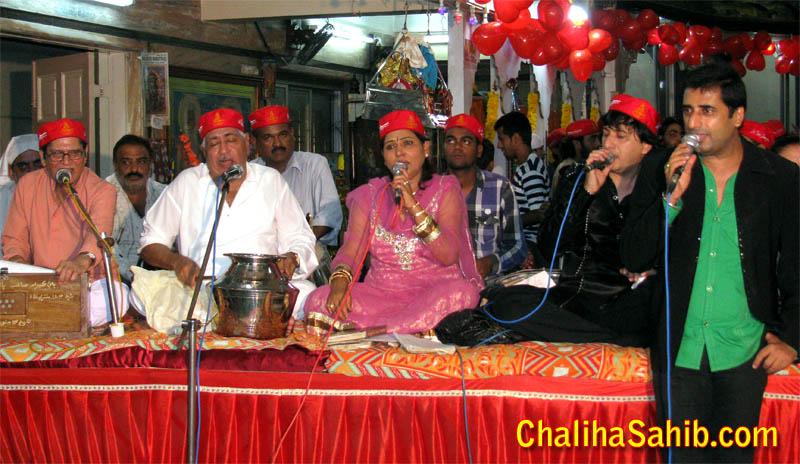 Shri Satram Rohra Party Program on 3-Sept-2011