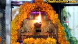 Akhand Jyot at Puj Chaliha Sahib Mandir