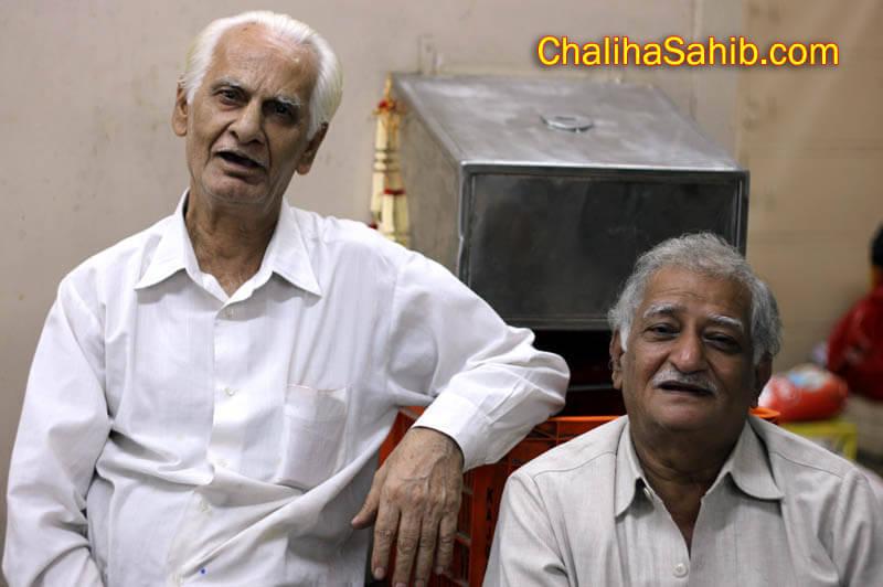 Puj Chaliha Sahib 2012 - Jhulelal Devotees