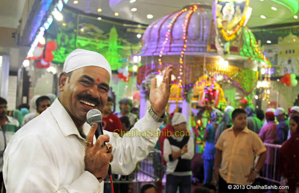 Gurmukh Chughria Singing at Chaliha Sahib Mandir