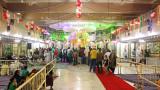 Chaliha Sahib Festival 2013 Mandir wide view