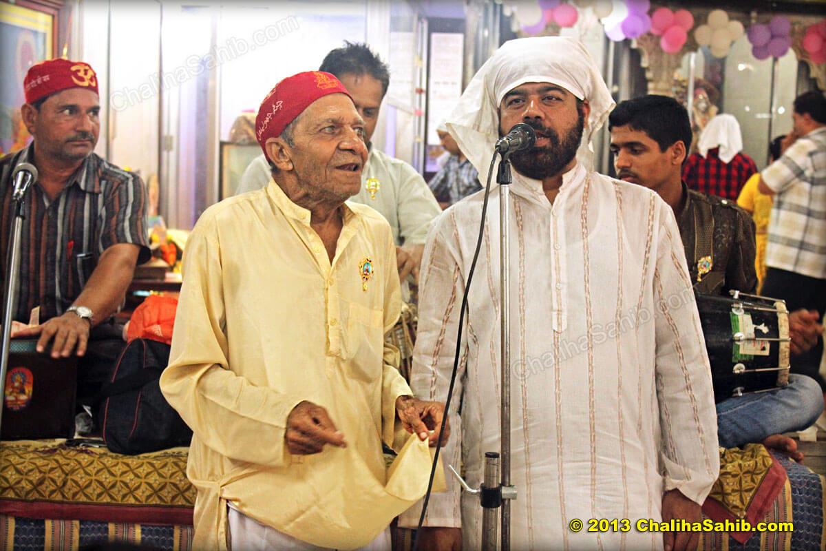 Palav at Puj Chaliha Sahib_mandir
