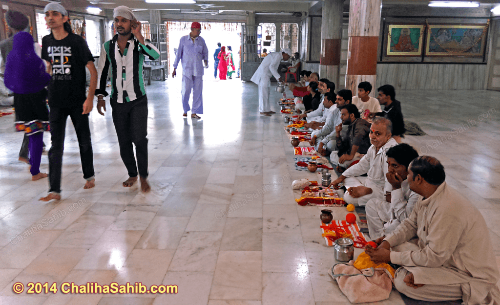 Puj Chalih Sahib 85 Sindhi Bhrahmans 2014