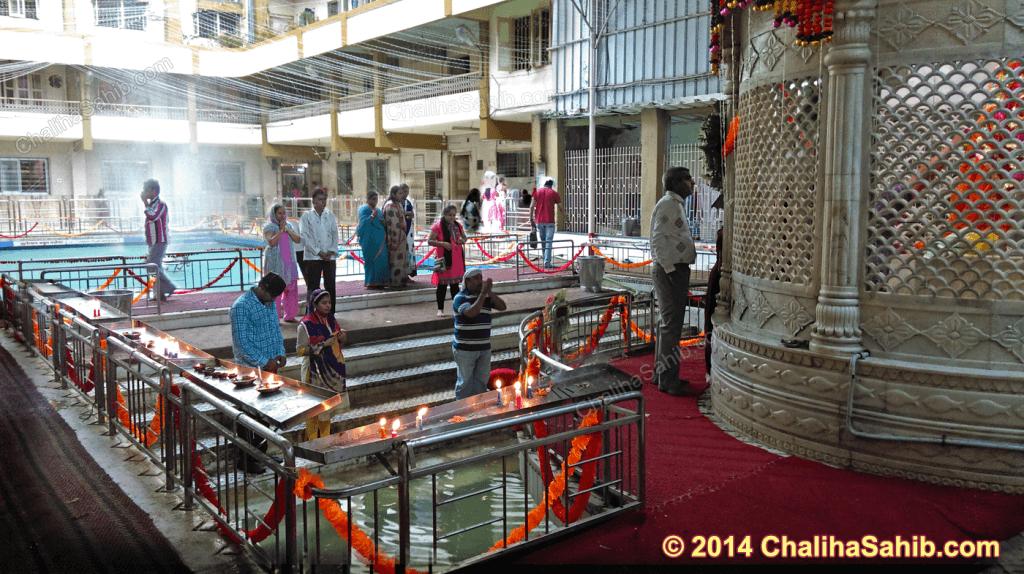 Puj Chaliha Sahib Near Sarovar 2014