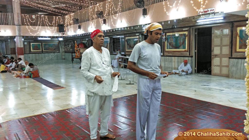 Puj Chalih Sahib Shevadhari Palav 2014