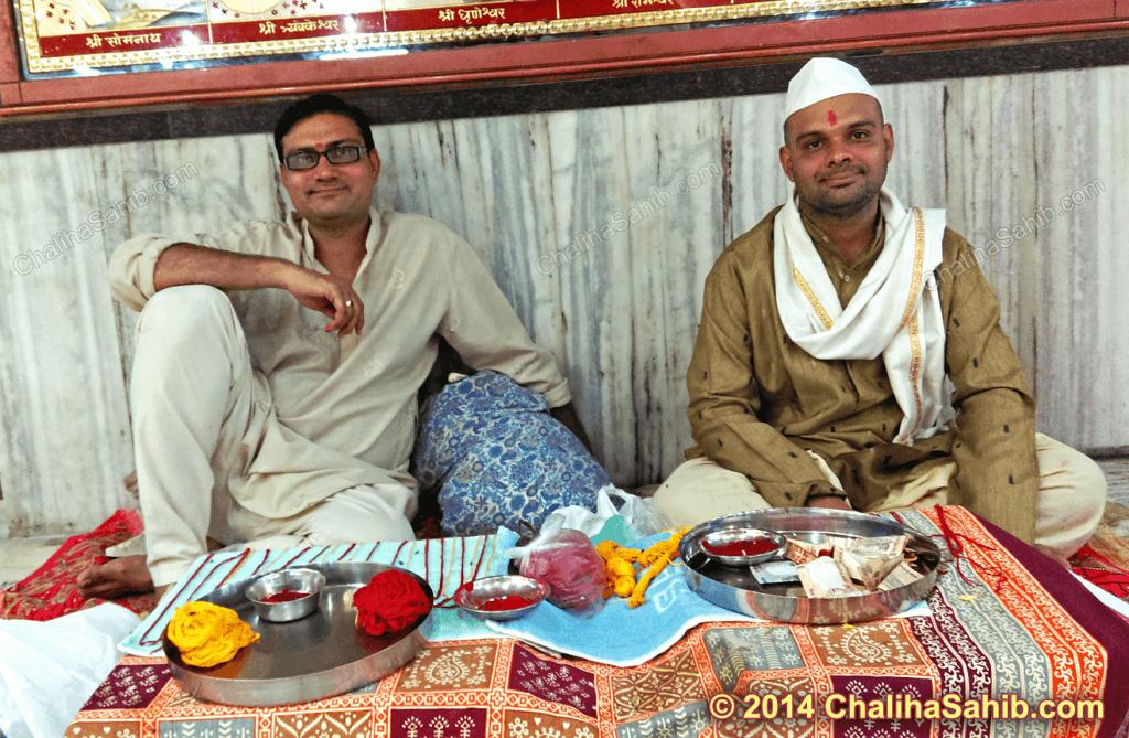 Puj Chalih Sahib Sindhi Vijay Mahraj 2014