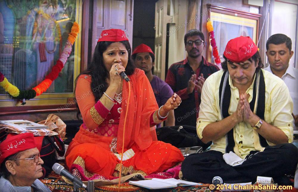 Tina_Marathi_Singer_sings_in_Sindhi