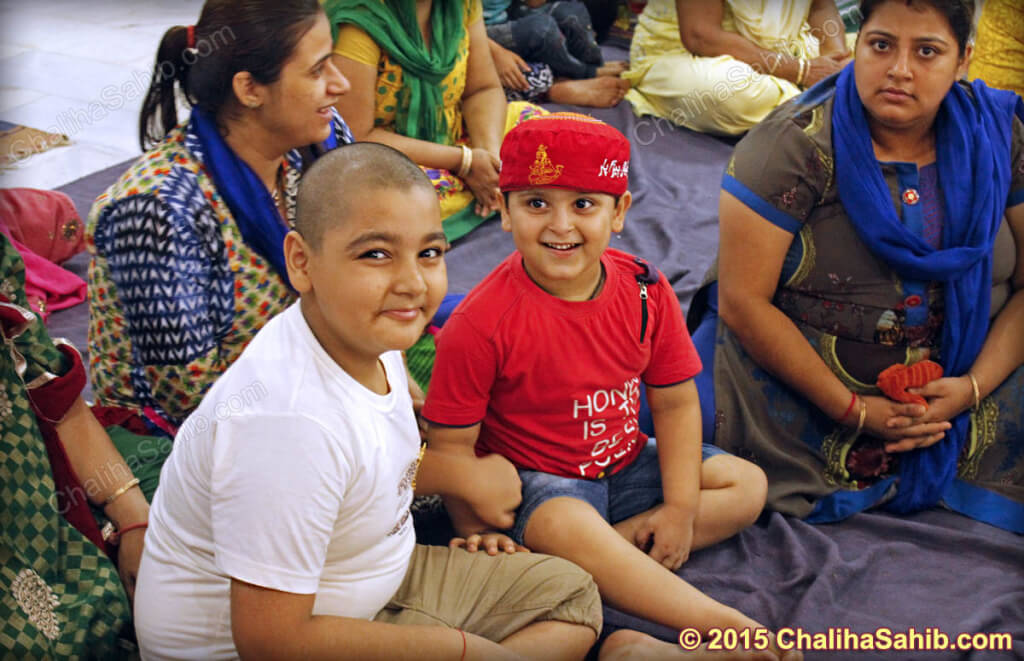Chaliha-Sahib-2015-kids