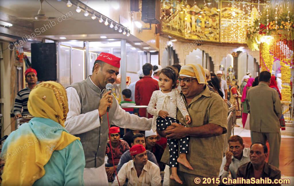 Chaliha-Sahib-Mandir-Loli-to-Kids