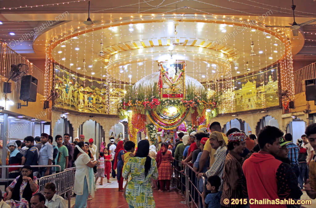 puj-Chaliha-Sahib-mandir-2015-Decoration