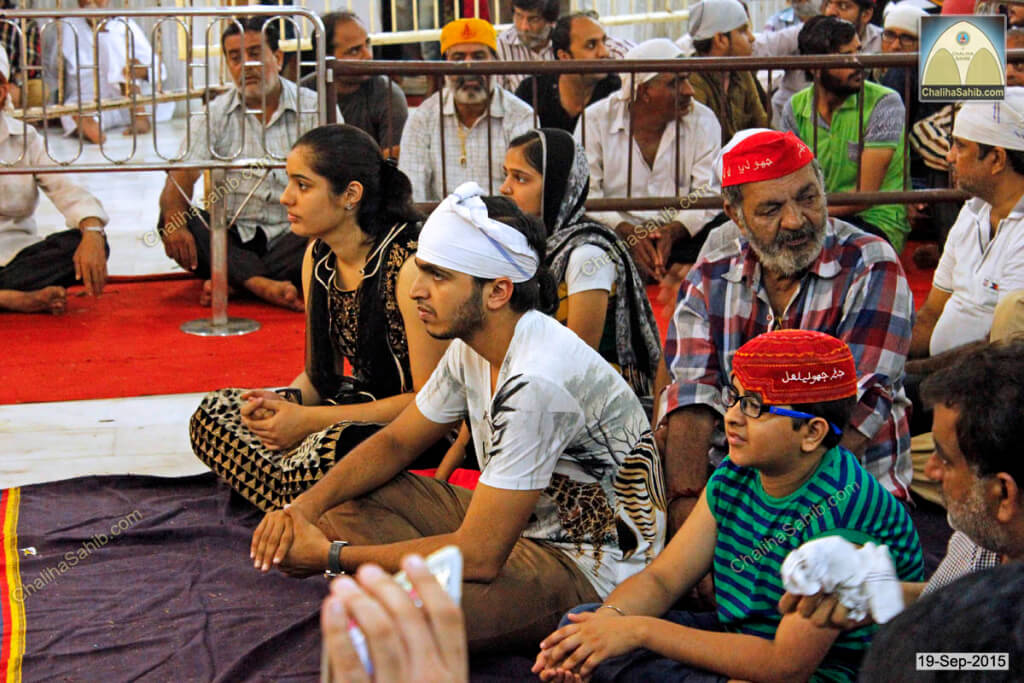 Audience-chaliha-Sahib-Program