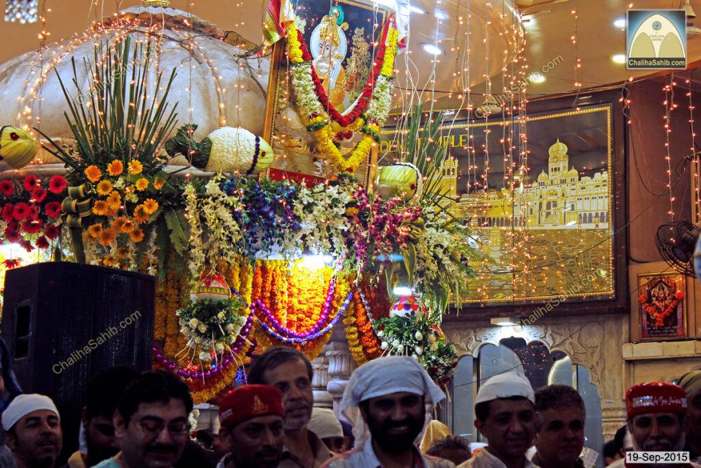 Jhulelal-Sain-Murat-Chaliha-Sahib-Mandir-Ulhasnagar-5