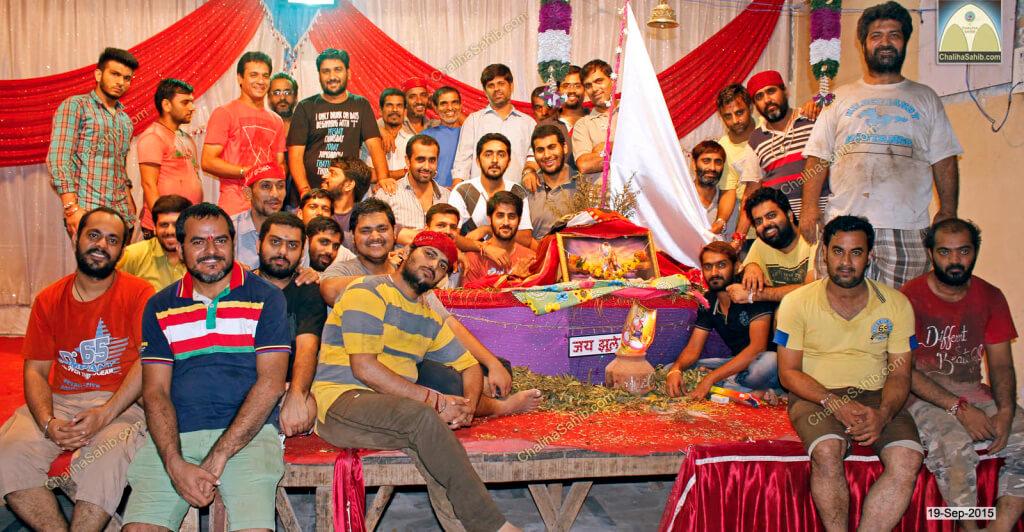 Matki-Shevadari-Team-Chaliha-Sahib-Jhulelal-Mandir