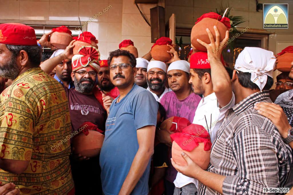 Chaliha-Sahib-Mandir-Jethalal-Music-party-matki-gurmukh