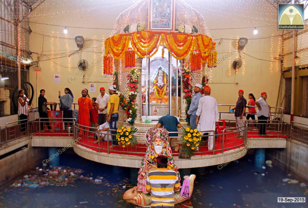 Chaliha-Sahib-Mandir-Jhulelal-Sain