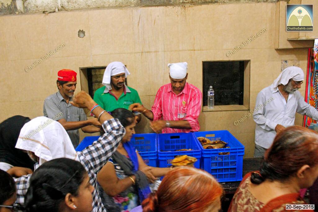 Chaliha Sahib Palav Day Dona Shevadhari