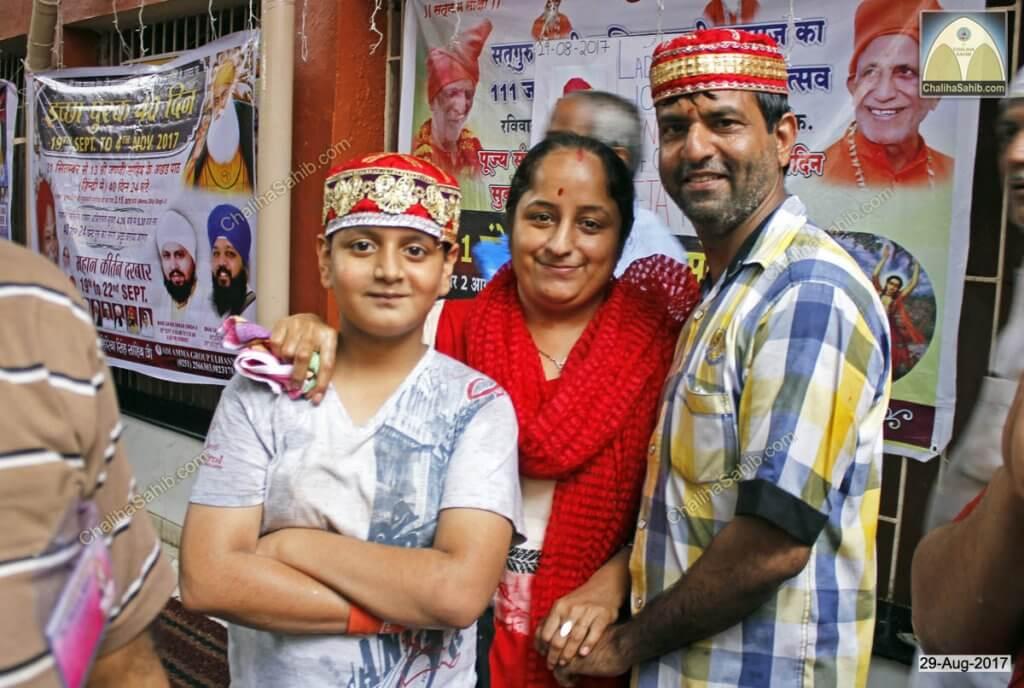 Chaliha Sahib Jhulelal Mandir Matki Mela 2017 Devotees