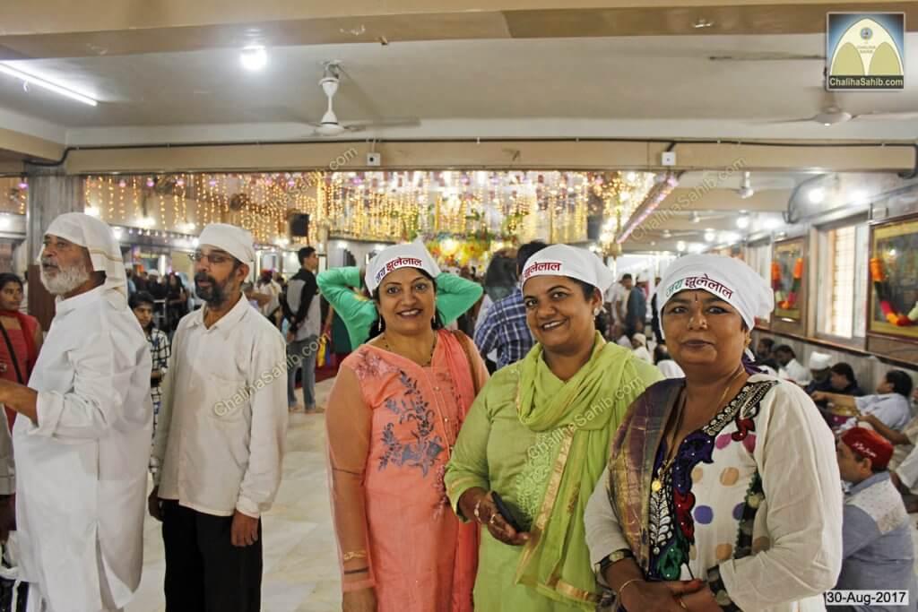 Chaliha Sahib Palav 2017 Ladies Shevadhari