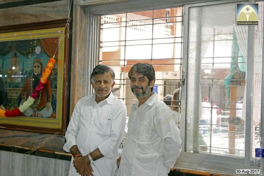 Chaliha Sahib Palav 2017 Shevadhari Gordhan and Kishore